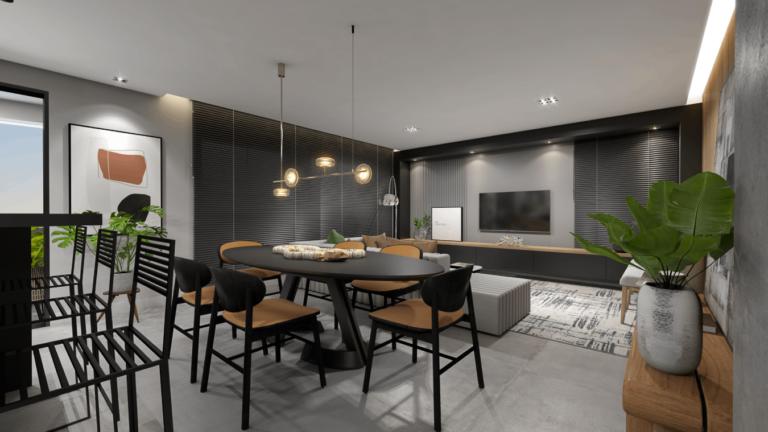 Apartamento Junção - 01
