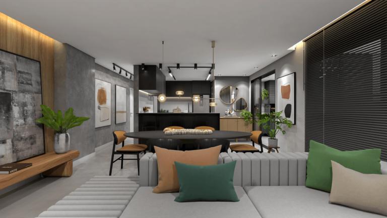 Apartamento Junção - 02