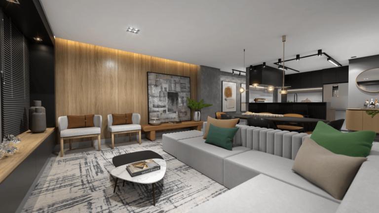 Apartamento Junção - 03